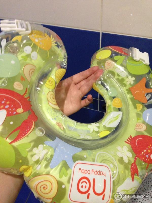 круг для купания happy baby инструкция