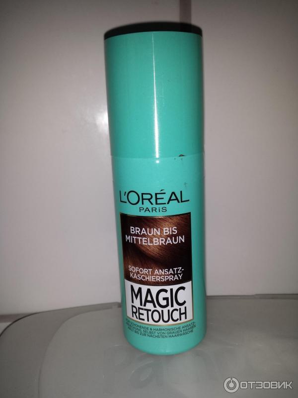 Купить спрей для окрашивания волос
