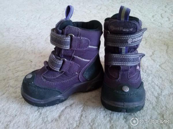 6257eafad Отзыв о Ботинки мембранные