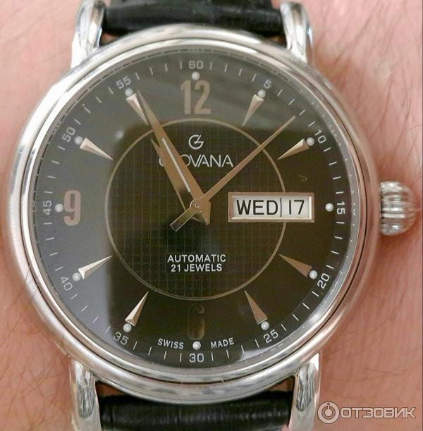 Механические часы с автоподзаводом – элегантный компромисс между традиционностью и прогрессом.