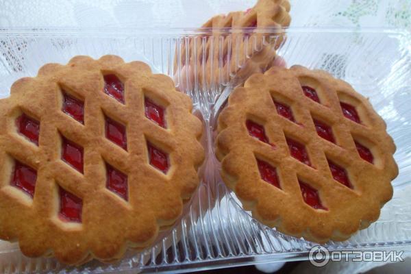 Рецепт печенья с желе
