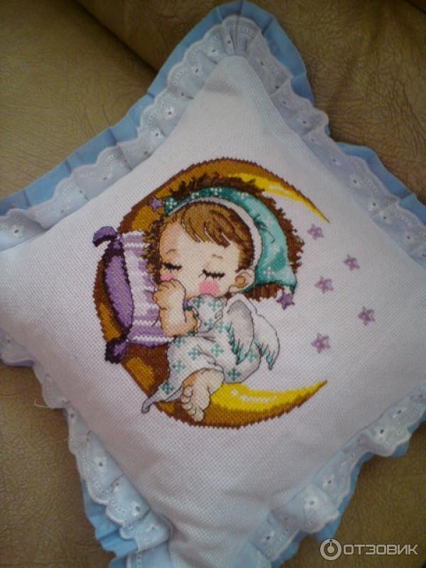 Набор для вышивания крестом NKF Cross Stitch фото