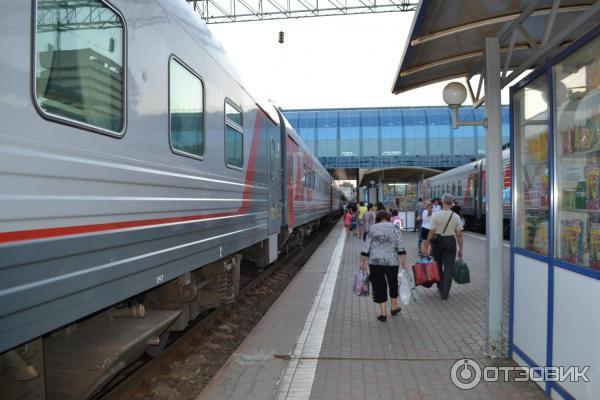 ужас работы на фирменных поездах