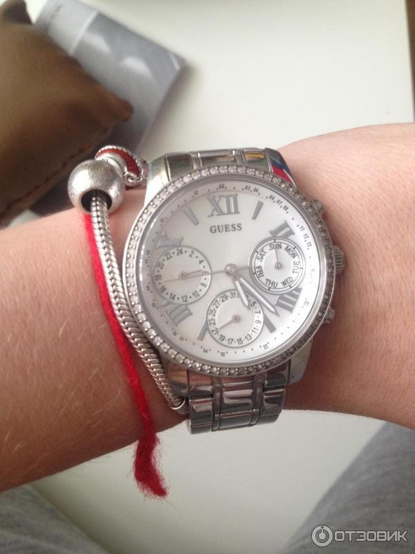 Часы Guess купить в интернет-магазине по доступной цене