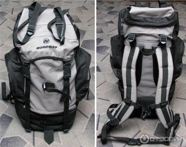 Рюкзак nordway creek отзывы рюкзаки и сумки с14