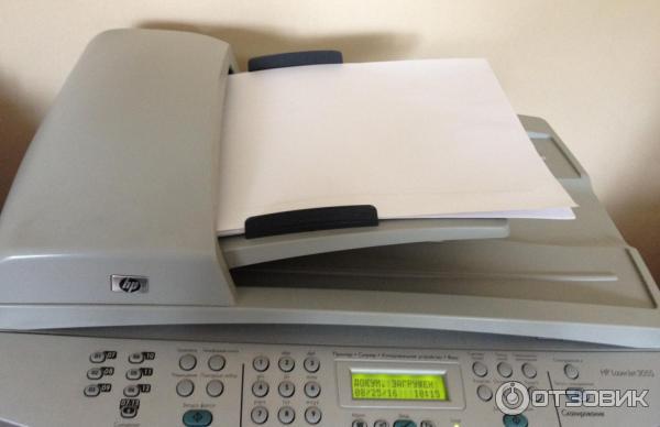 Программу для сканирования для принтера hp laserjet 3055