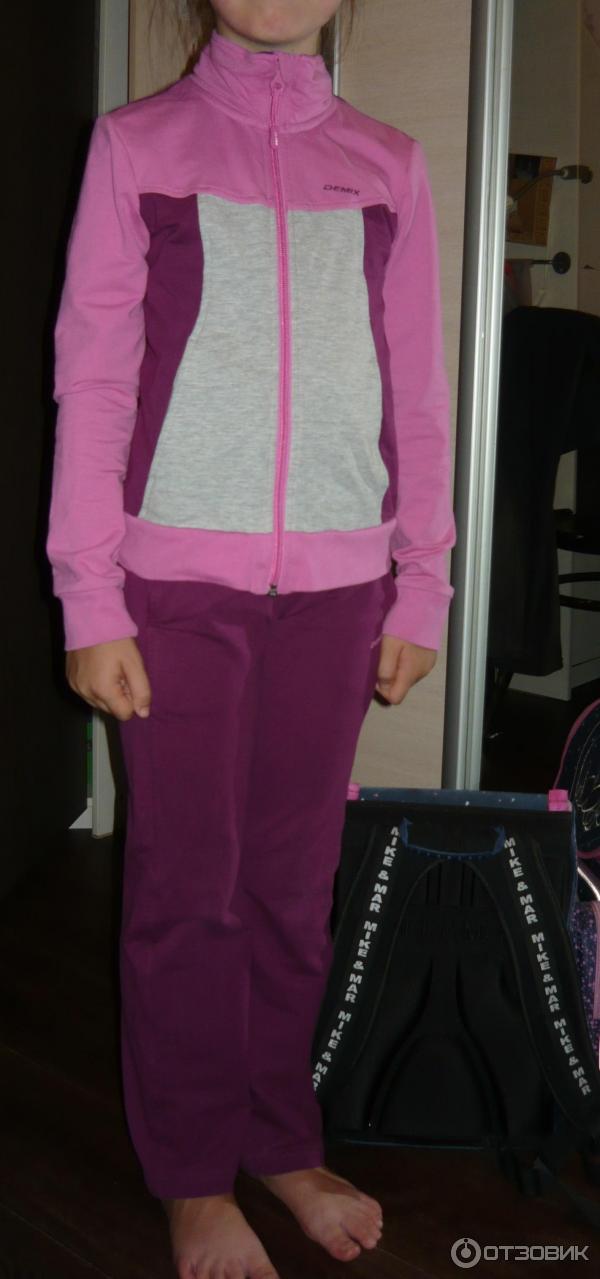 Отзыв о Детская одежда Demix   Детский спортивный костюм отличного ... c33fb694209