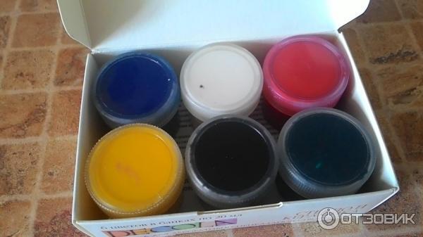 Как сделать краску по гуще 864