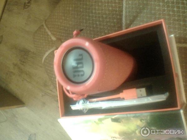 Громкоговорящее устройство фирмы JBL модель FLIP 3 фото
