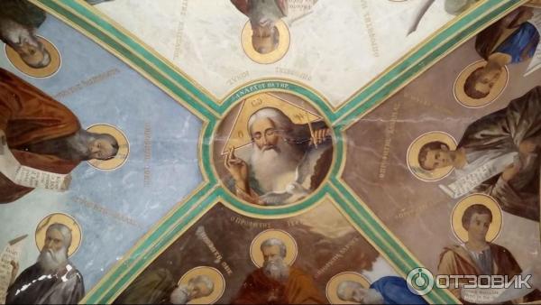 Экскурсия в монастырь Эсфигмен (Греция, Афон) фото