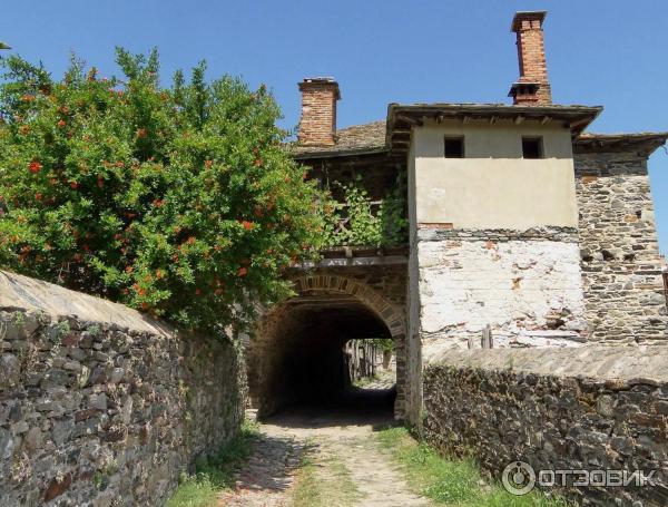 Экскурсия в монастырь Иверон (Греция, Афон) фото