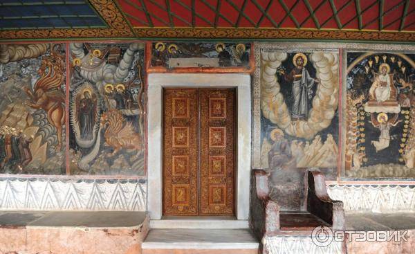 Экскурсия в монастырь Дионисиат (Греция, Афон) фото