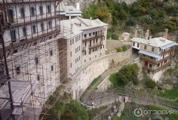 Экскурсия в монастырь Симонопетра (Греция, Афон) фото