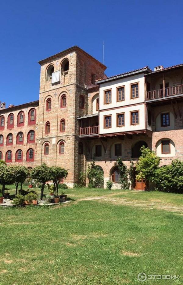 Экскурсия в монастырь Ксиропотам (Греция, Афон) фото
