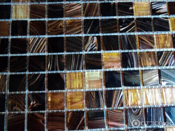 Мозаика из стекломассы что это