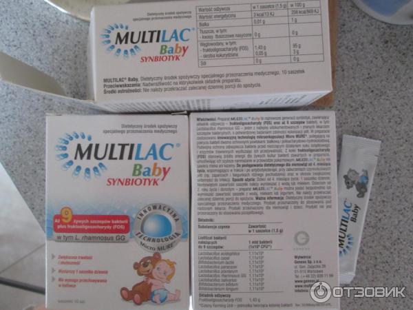 мультилак синбиотик инструкция