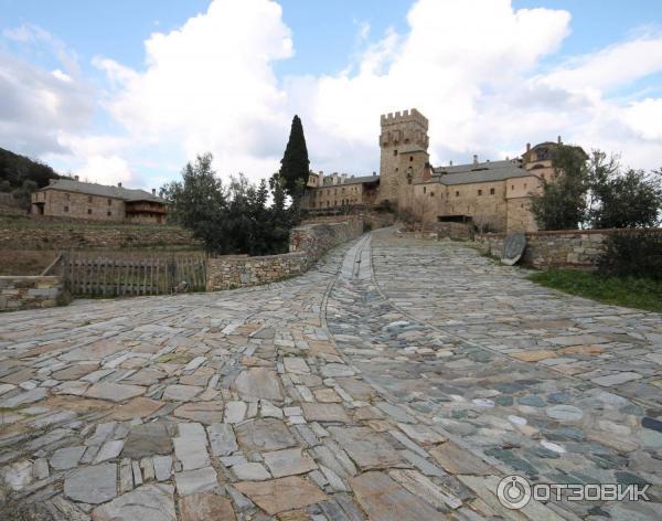 Экскурсия в монастырь Ставроникита (Греция, Афон) фото