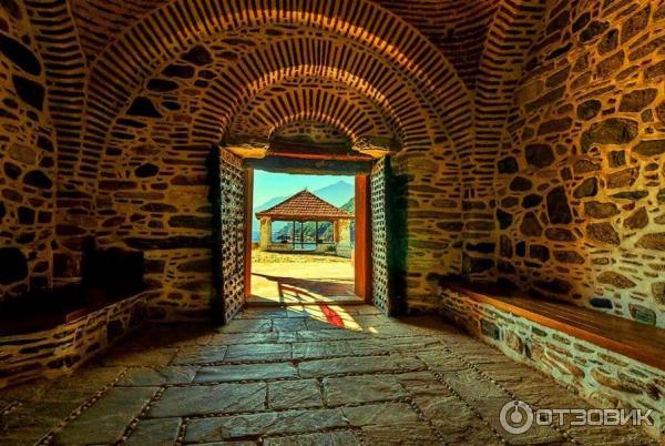 Экскурсия в монастырь Пантократор (Греция, Афон) фото