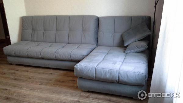 диван с козеткой фото