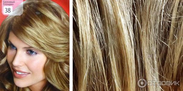 Смешивание краска волос в домашних условиях 697