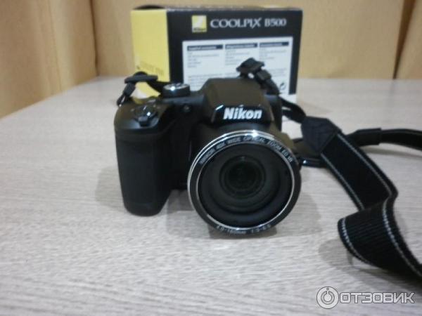 фотоаппарат Nikon B500