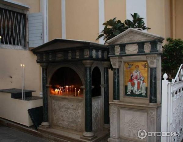 Экскурсия в собор Святого Спиридона Тримифунтского (Греция, Керкира) фото