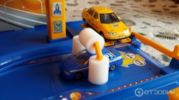 Детская игрушка Нордпласт Парковка Солнечная галактика фото