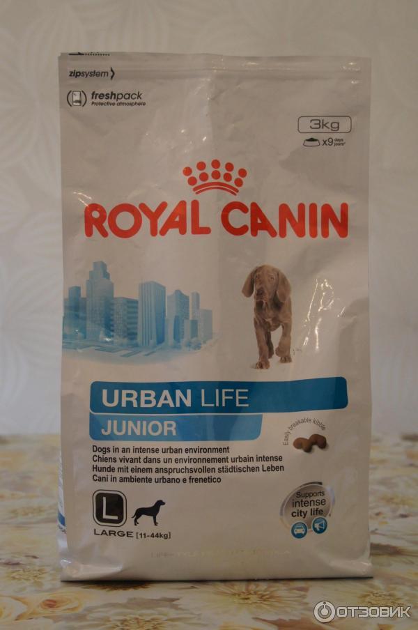 Как давать корм royal canin щенкам