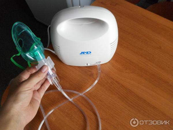A d medical компрессорный ингалятор