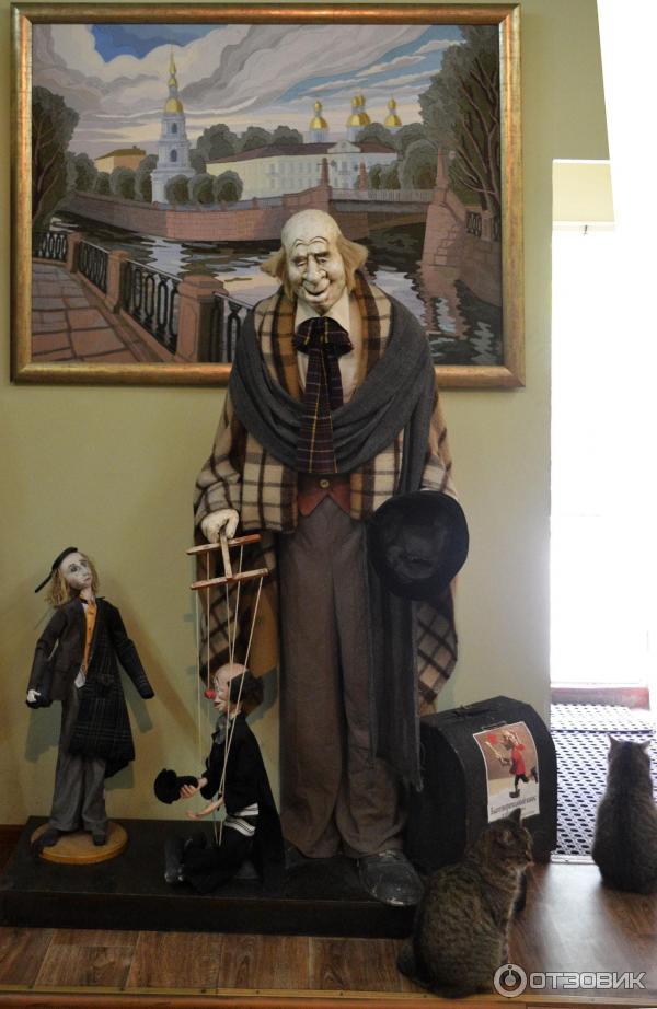 старый кукловод