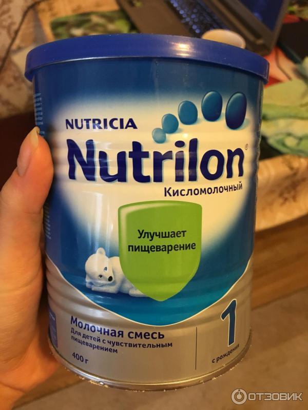 Нутрилон хорошая смесь для новорожденных