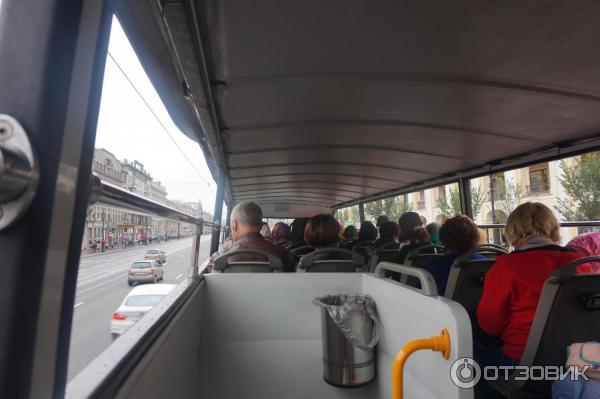 Автобусные экскурсии по санкт петербургу
