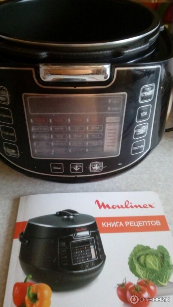 Мультиварка moulinex ce502832 книга рецептов