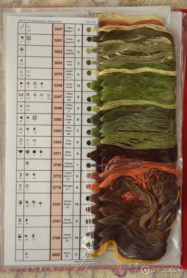 Купить наборы вышивки эстэ