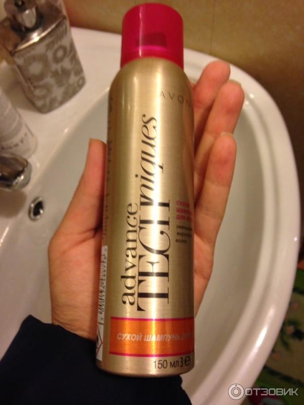 Сухой шампунь для волос эйвон отзывы