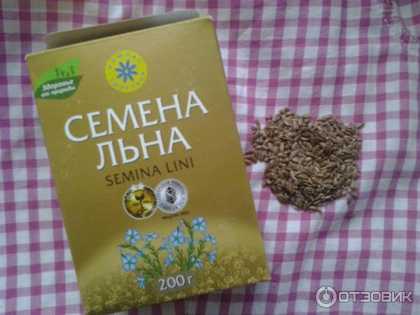 Семя льна для волос в домашних условиях