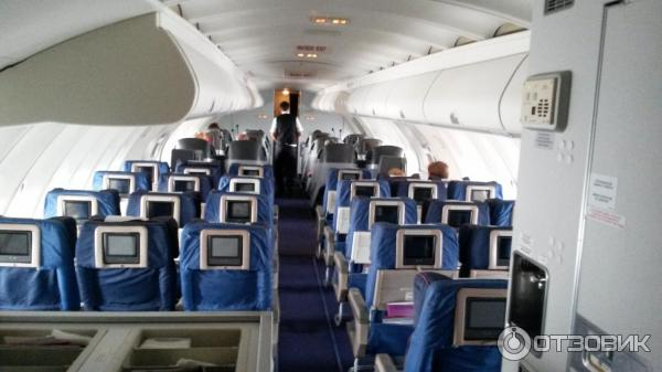 Рейс 5876 из пхукета