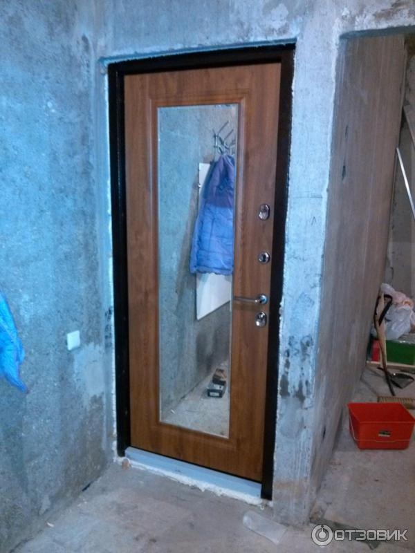двери металлические защита от шума