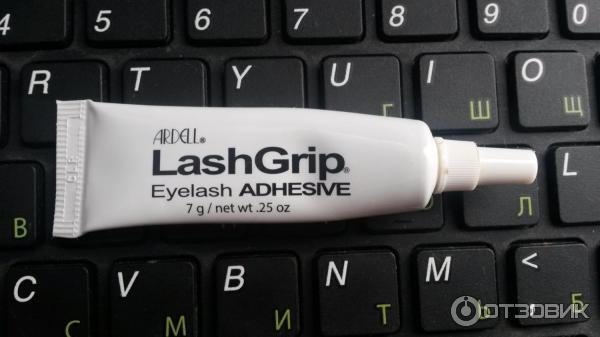Водостойкий клей для ресниц Ardell Lash Grip Adhesive на основе латекса фото
