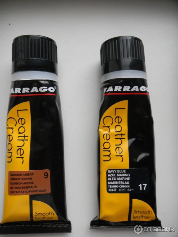 5c060445 Отзыв о Крем для обуви Tarrago   Неожиданно отличное качество и ...
