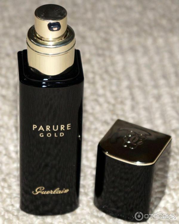 крем тональный parure gold от герлен отзывы