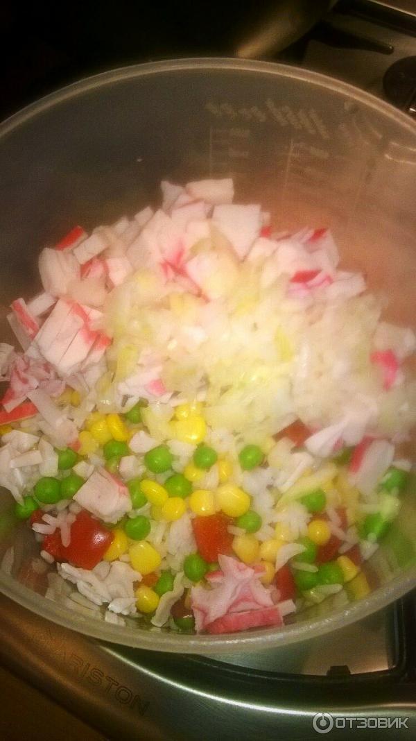 Гавайская смесь для салатов