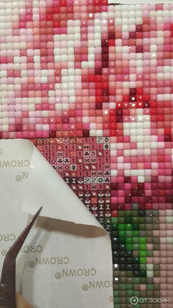 Гранни набор для творчества алмазная вышивка