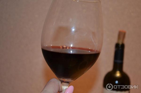 Красное вино при головной боли