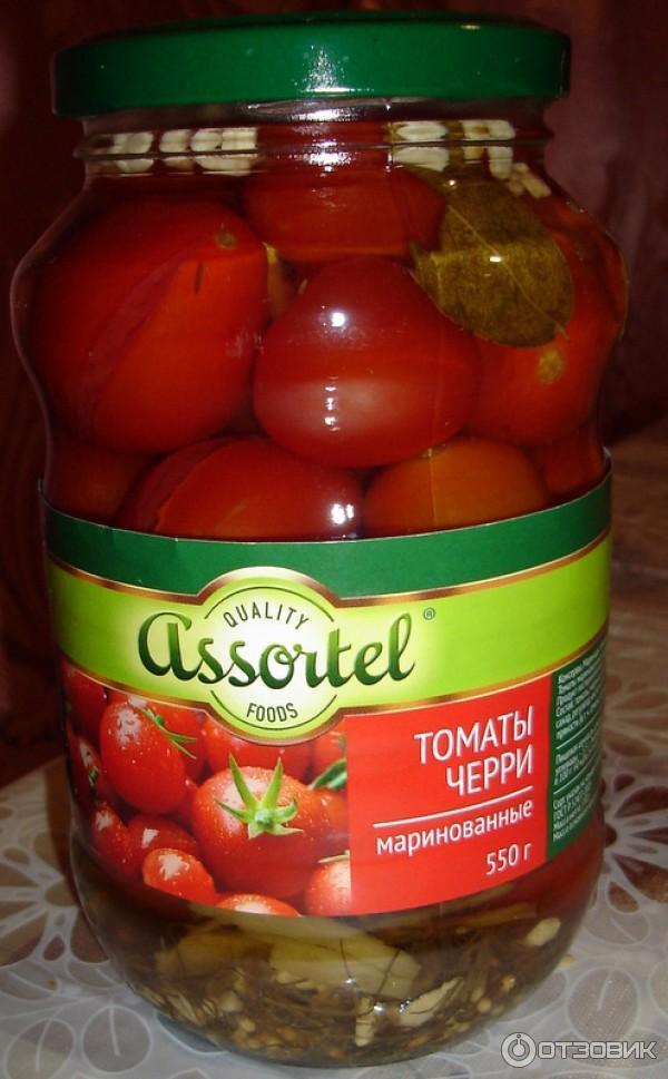 Маринованное помидоры черри рецепт