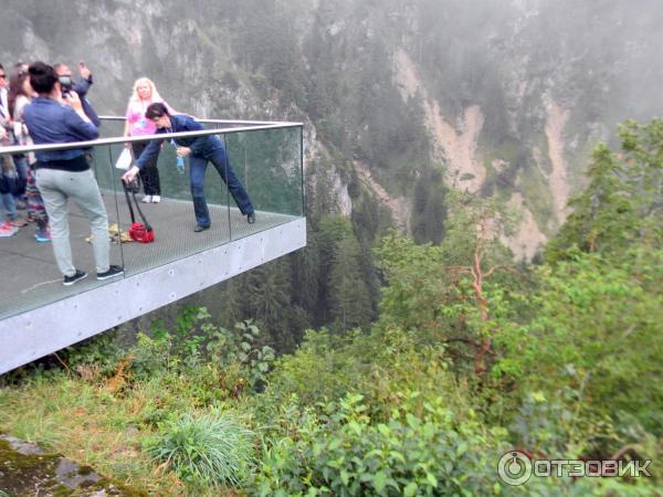 Экскурсия на смотровую площадку