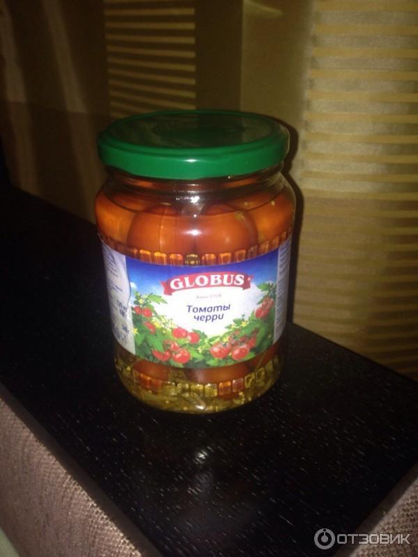 помидоры маринованные глобус