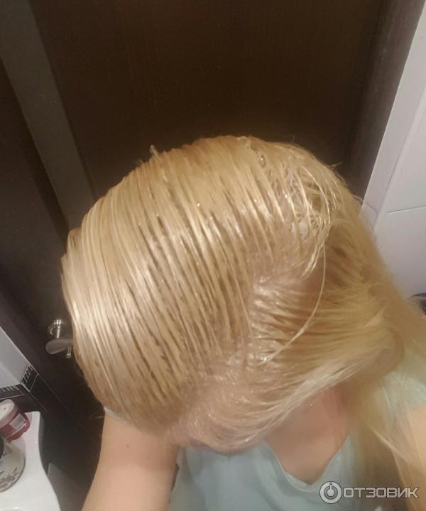 посветлели волосы что это