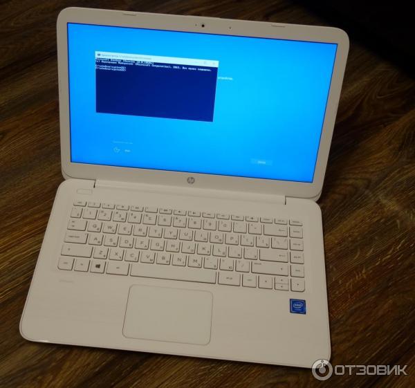 Отзыв о Ноутбук HP Stream 14-ax006ur | Лёгкий, симпатичный