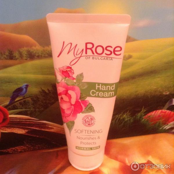 Rose of bulgaria крем для рук